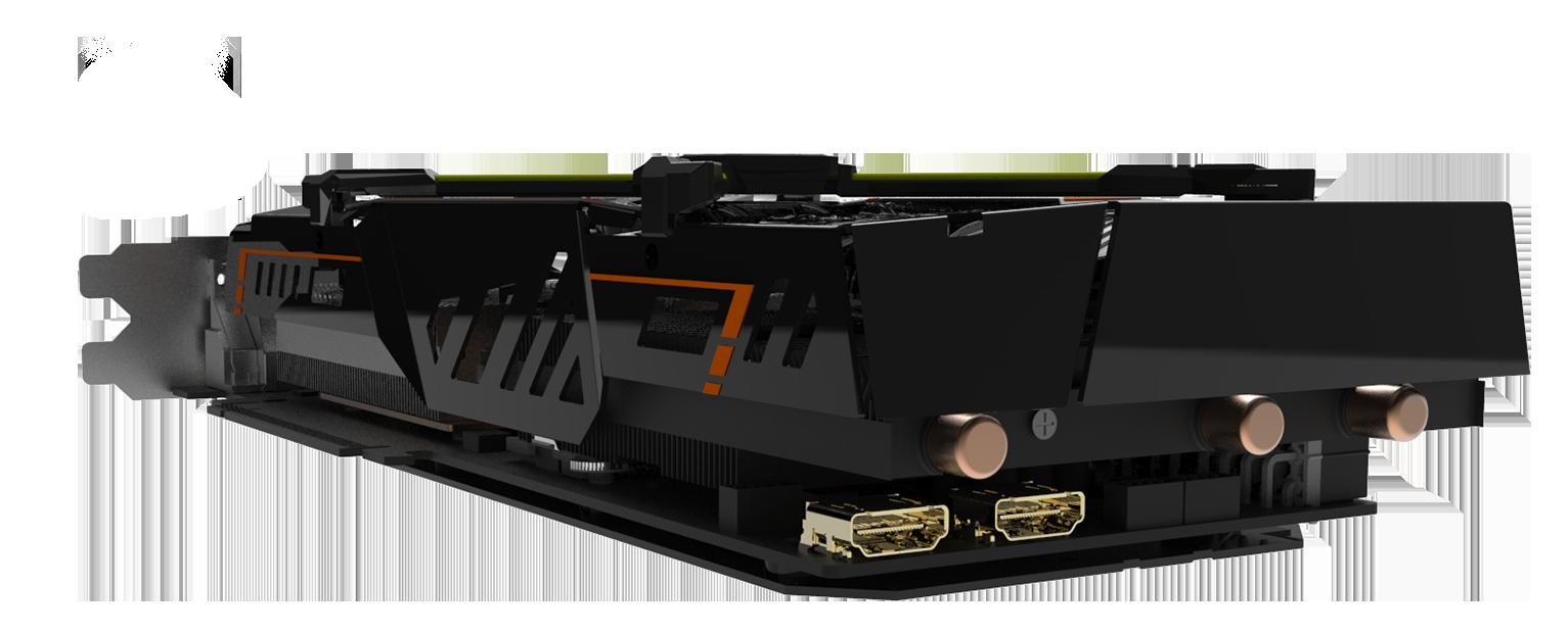 GeForce GTX 1070 AORUS 8G