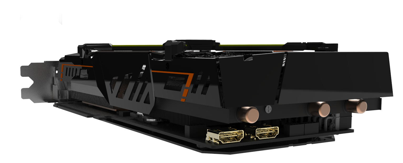 AORUS GeForce® GTX 1070 8G | AORUS