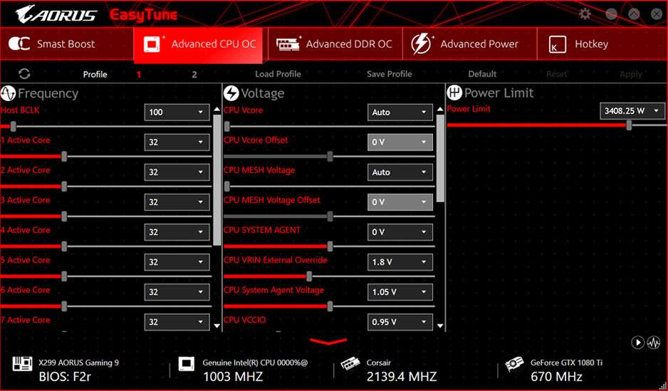 X299 AORUS Gaming 7 | AORUS