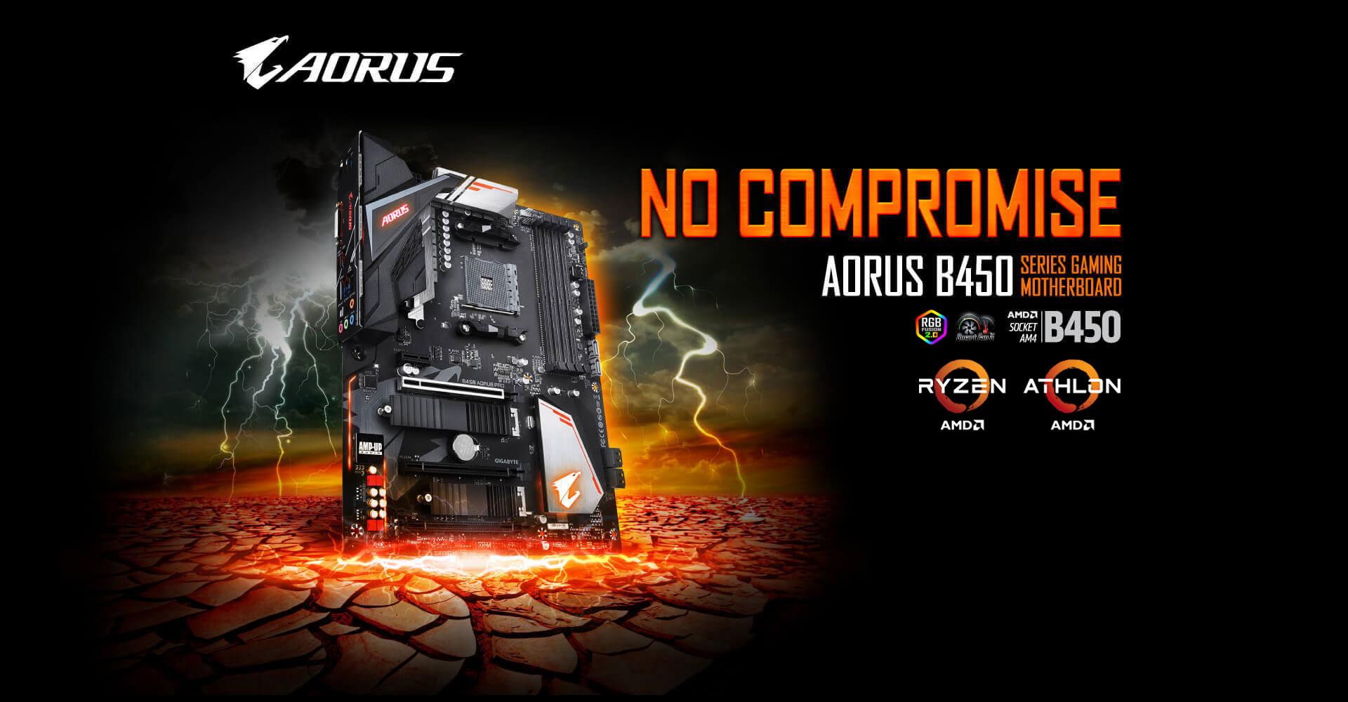 B450 AORUS PRO | AORUS