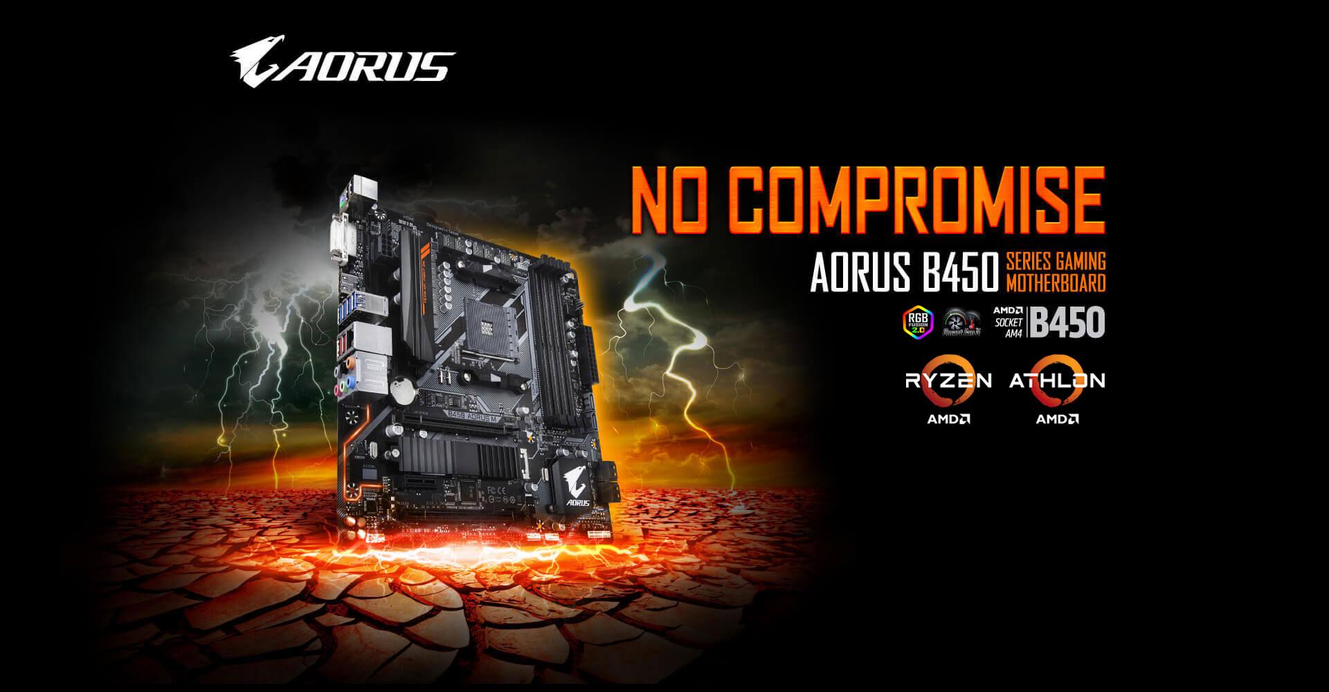 B450 AORUS M | AORUS