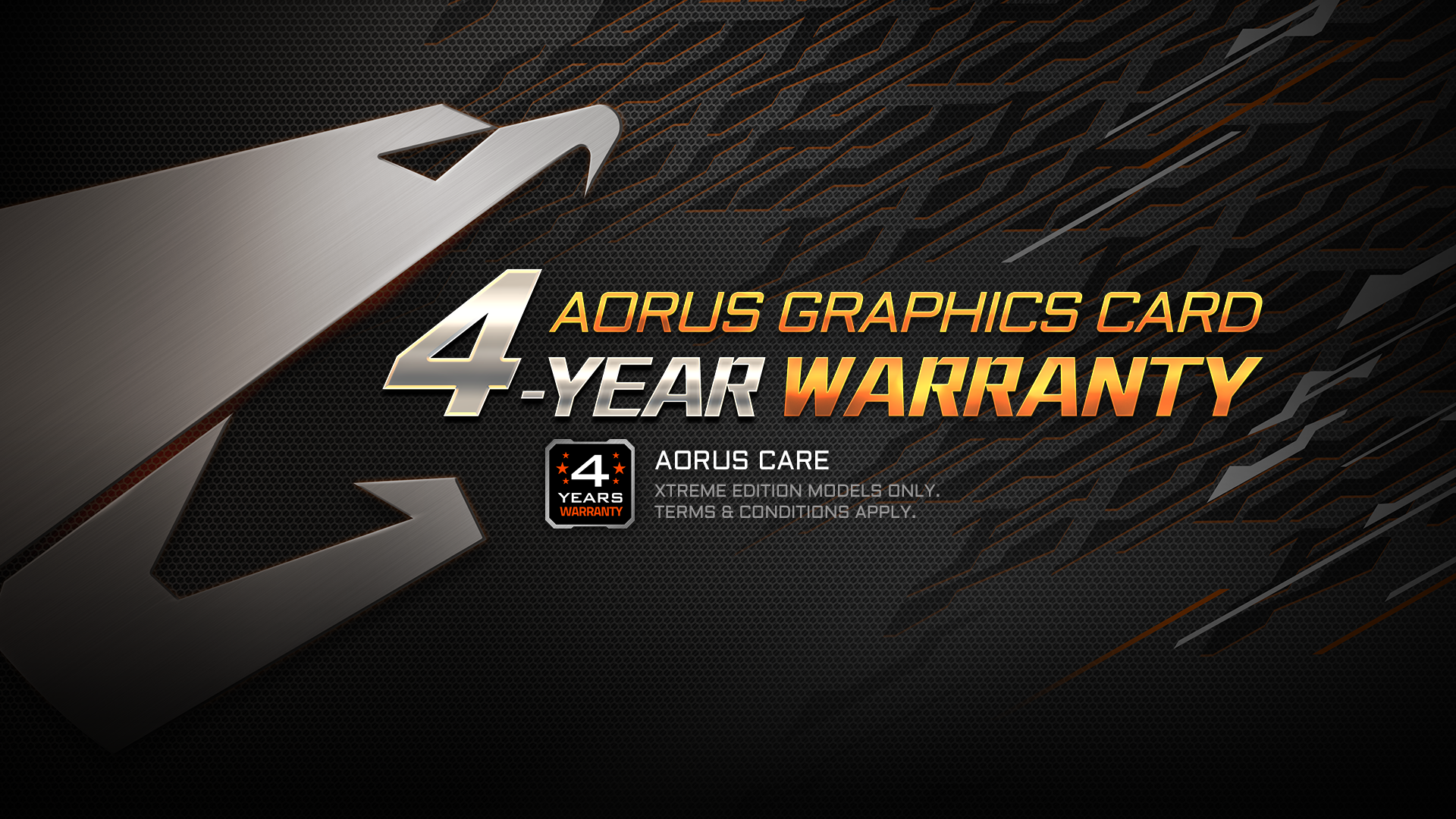 Register Your Aorus Xtreme Edition And Gigabyte Xtreme Gaming Graphics Card And Receive The Privilege Of  Year Warranty For Your Investment