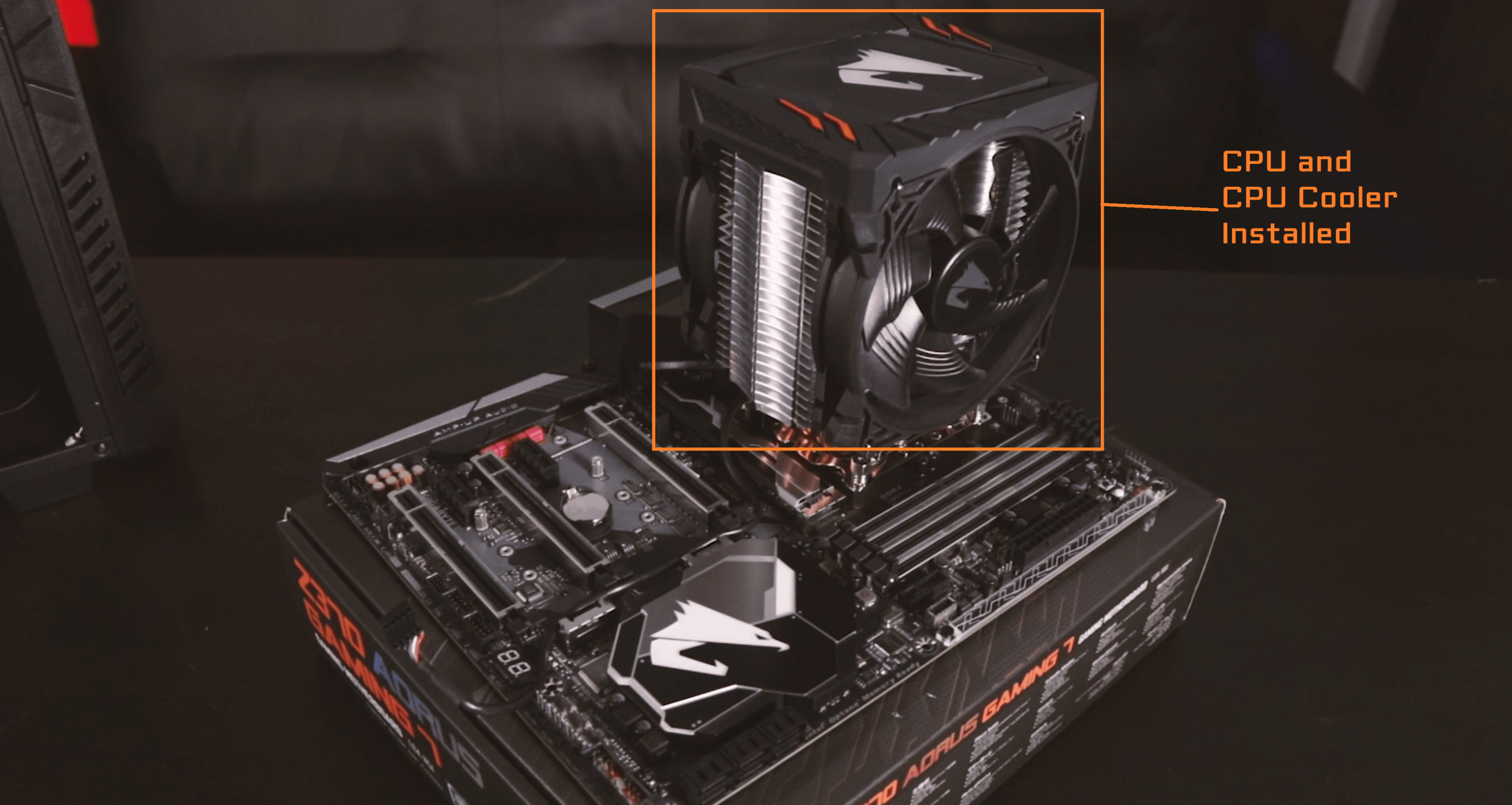 AORUS 101: How-To Install Your Motherboard | AORUS