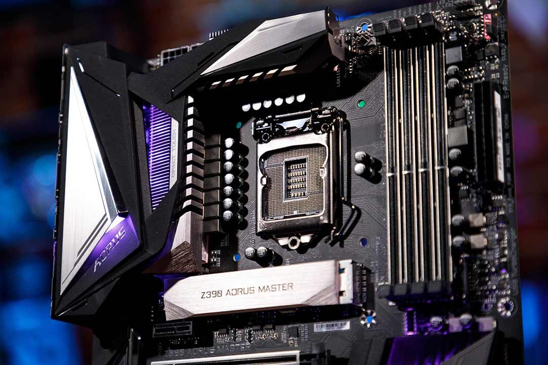 AORUS Z390 Motherboards: Game at 5GHz+ | AORUS