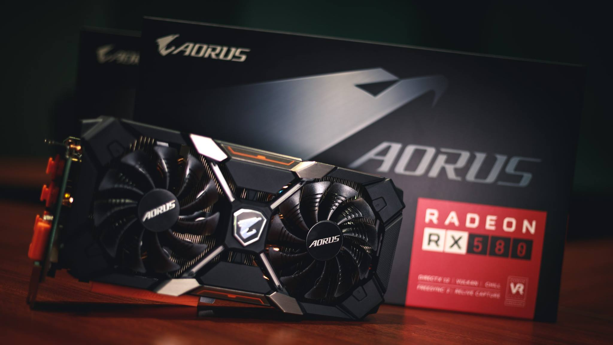 Introducing AORUS Radeon™ RX 500 Series Graphics Cards | AORUS