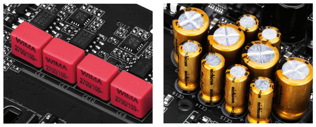 wima_nichicon_high_end_audio_capacitors