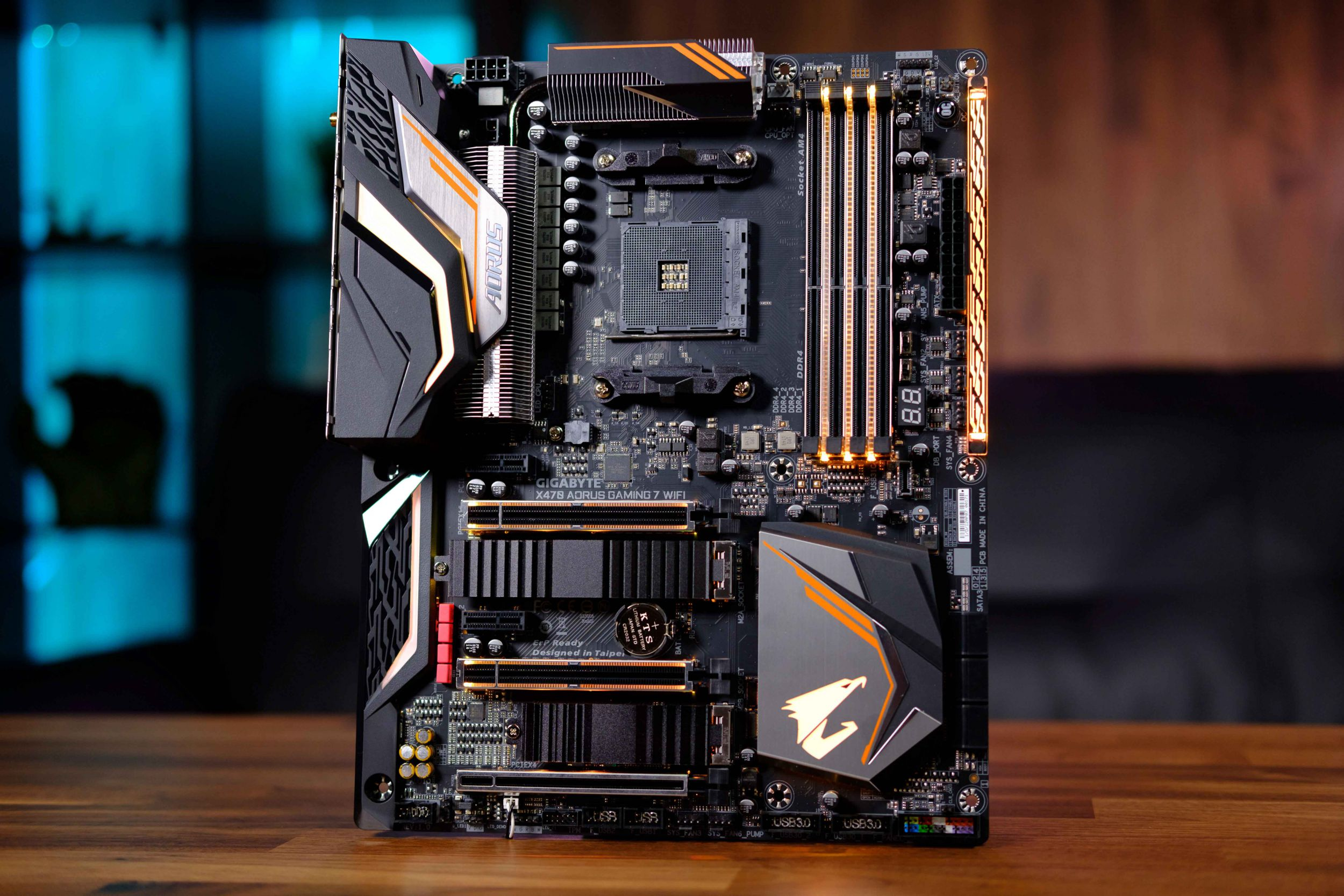 Best Ryzen Motherboard for Gaming | AORUS