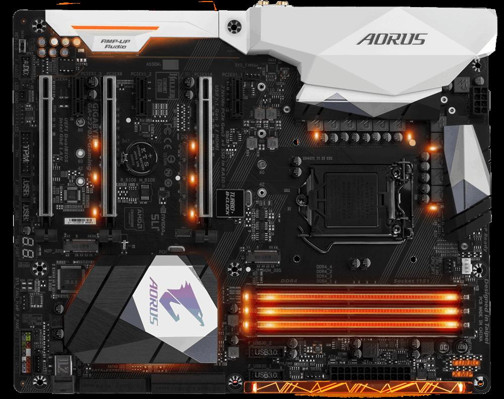 GA-Z270X-Gaming 5 | AORUS