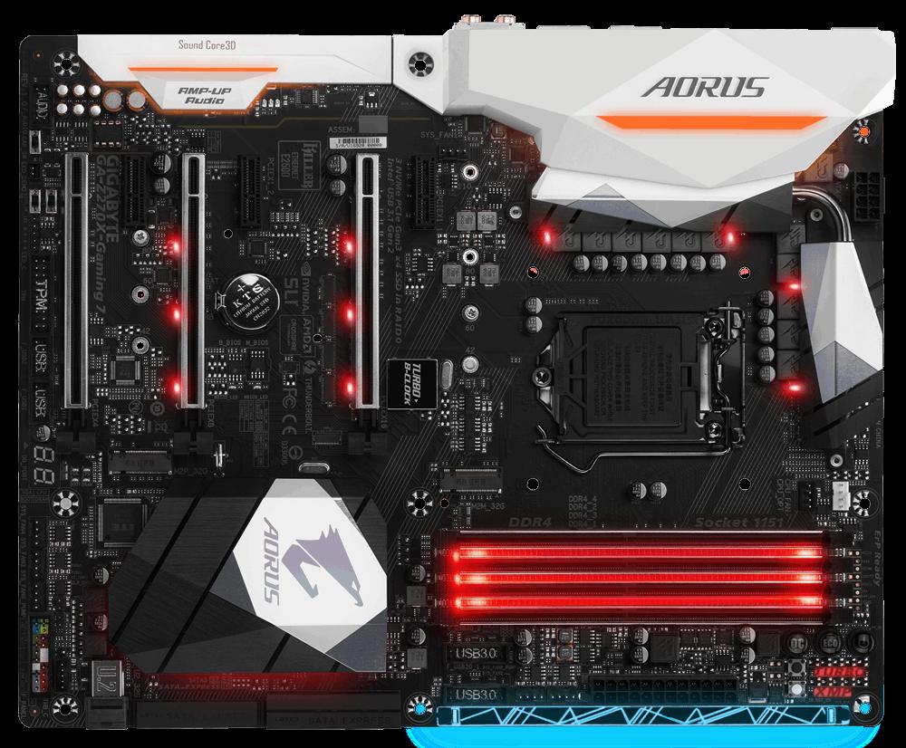 GA-Z270X-Gaming 7 | AORUS