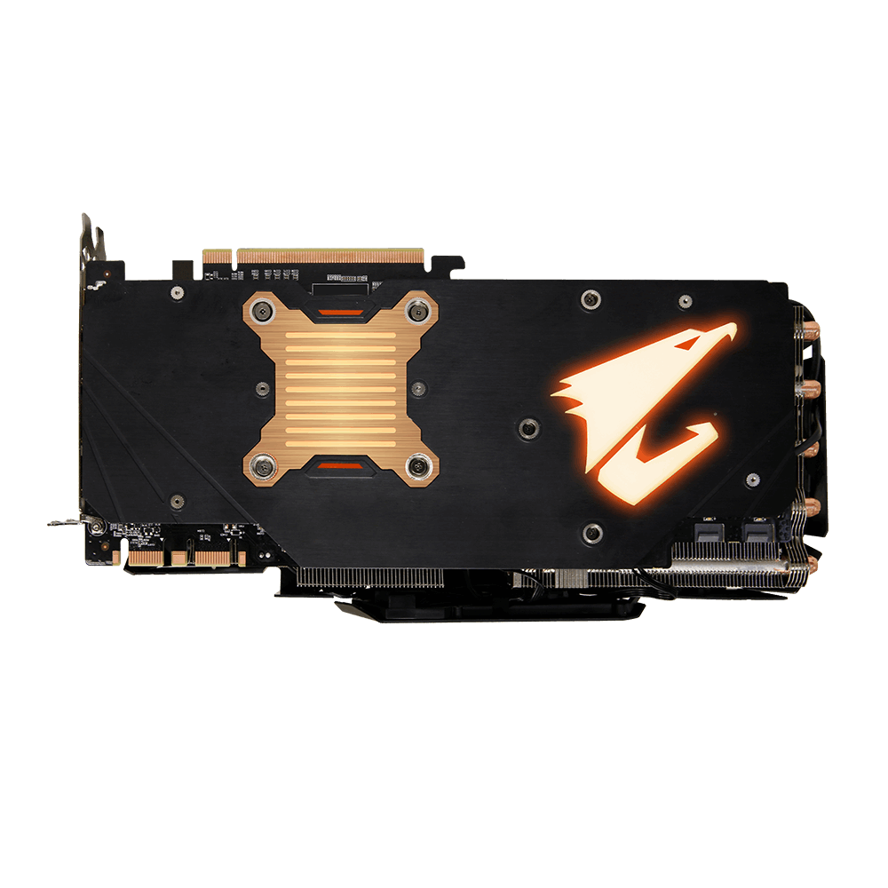 AORUS GeForce® GTX 1080 Ti Xtreme Edition 11G | AORUS
