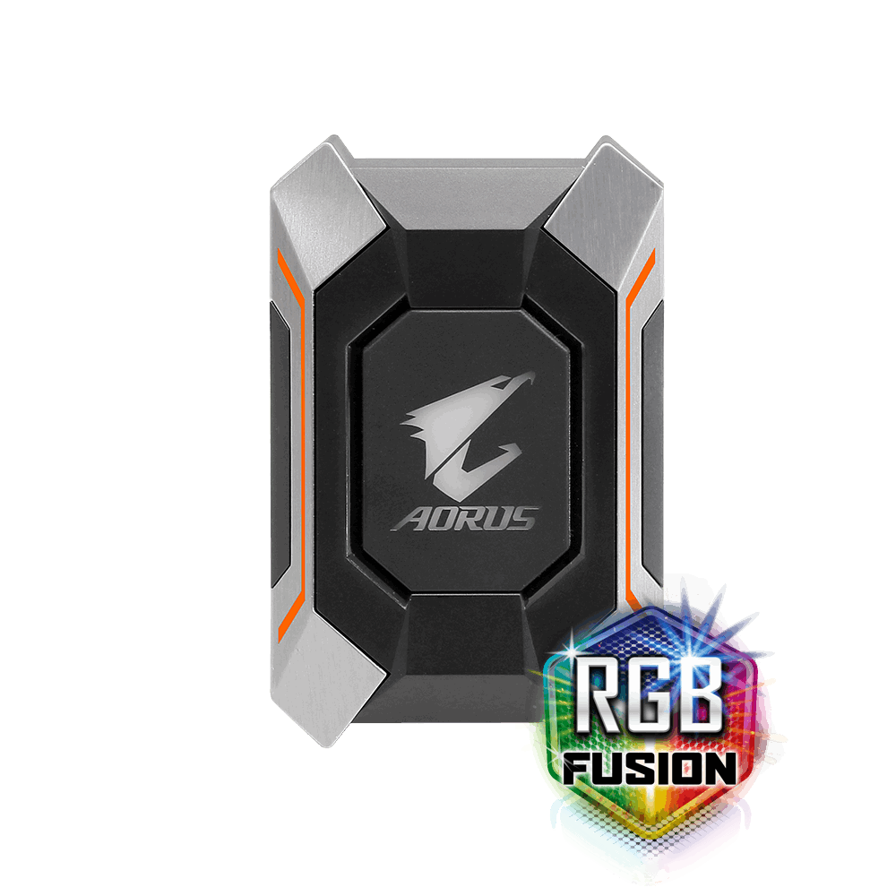 AORUS SLI HB bridge RGB (1 slot spacing)