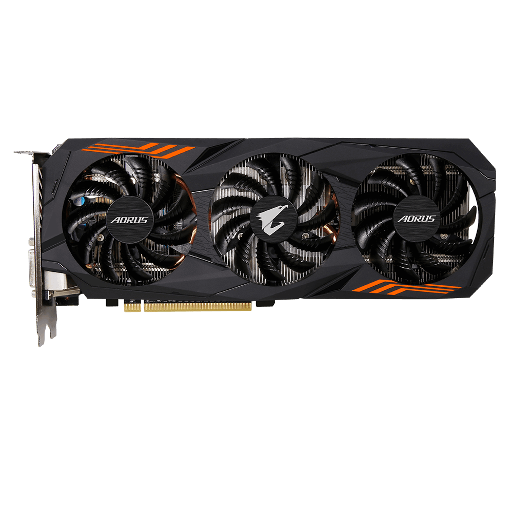 AORUS GeForce® GTX 1060 6G   AORUS