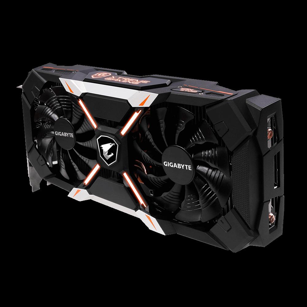 AORUS GeForce® GTX 1060 Xtreme Edition 6G | AORUS