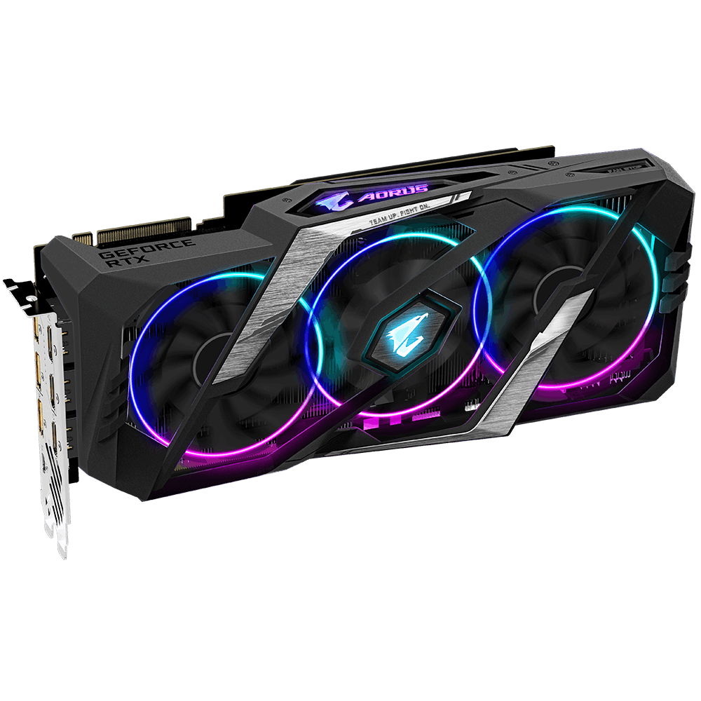 AORUS GeForce® RTX 2070 SUPER™ 8G | AORUS
