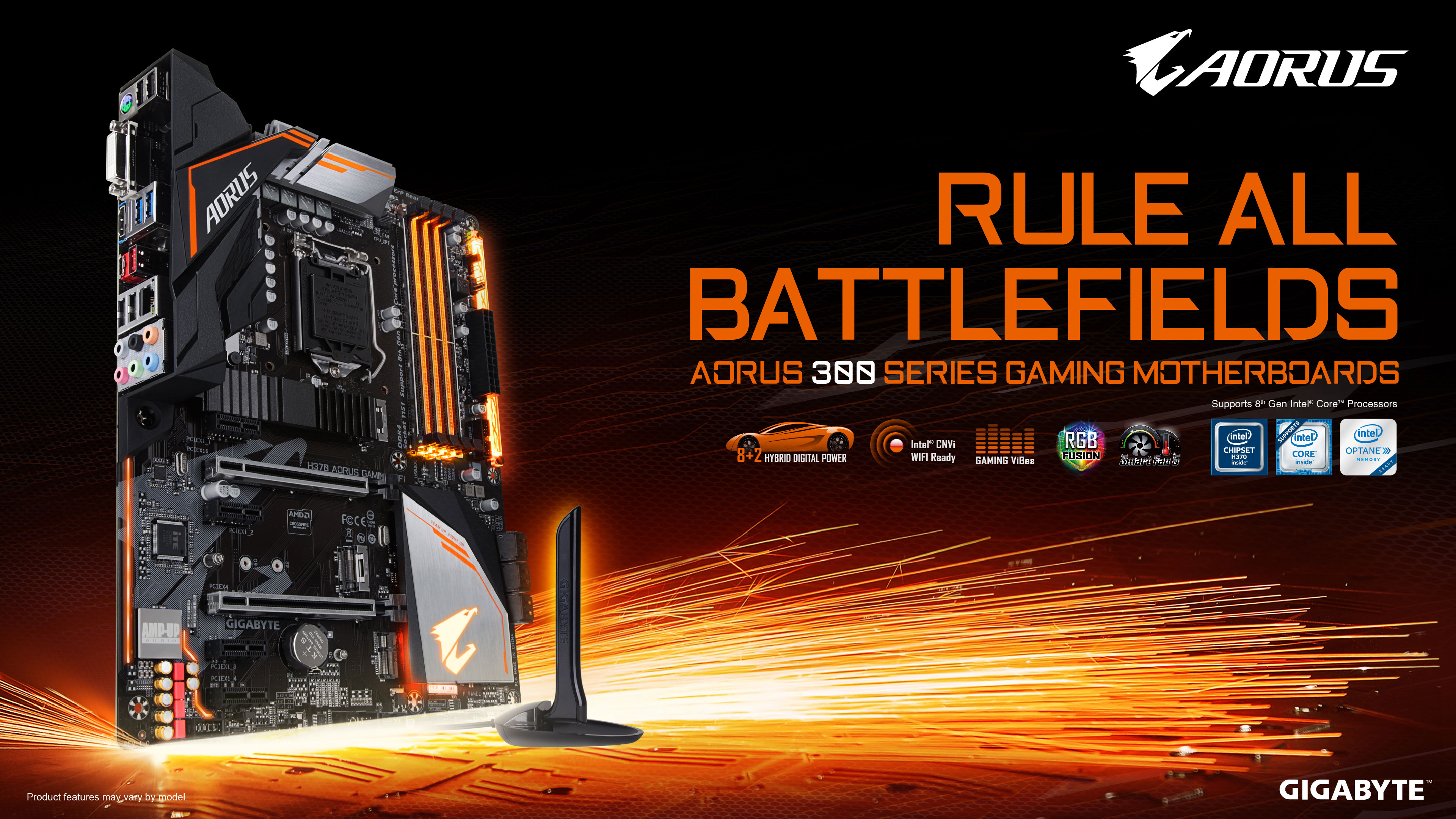 AORUS | Enthusiasts' Choice for PC gaming and esports | AORUS