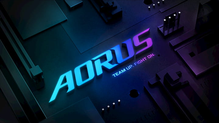 Aorus Enthusiasts Choice For Pc Gaming And Esports Aorus