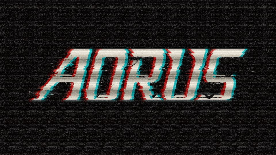 GLITCHING OUT with AORUS