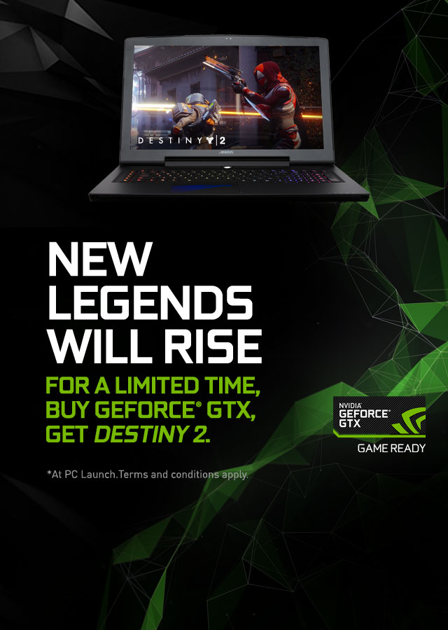 NV Game bundle - Destiny 2