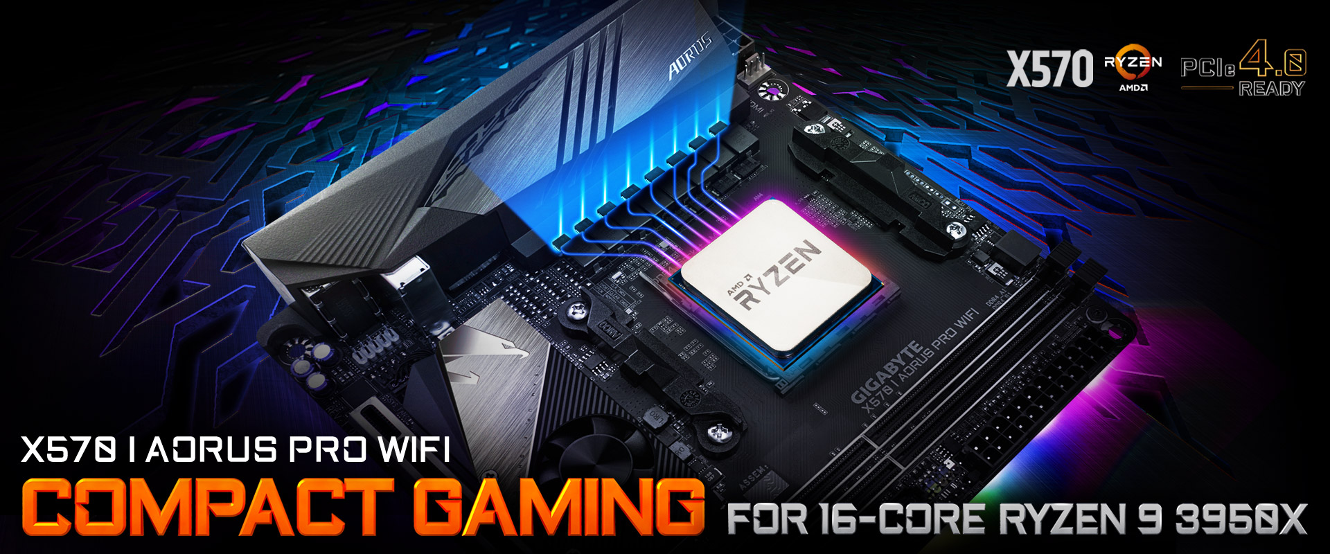 AORUS | Enthusiasts' Choice for PC gaming and esports