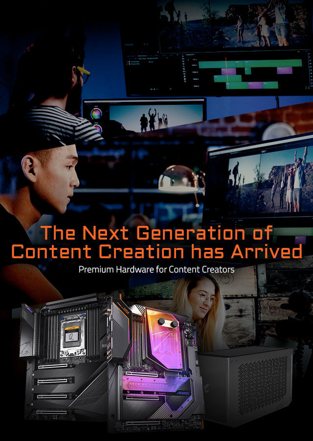 The Next Generation of Content Creation has Arrived