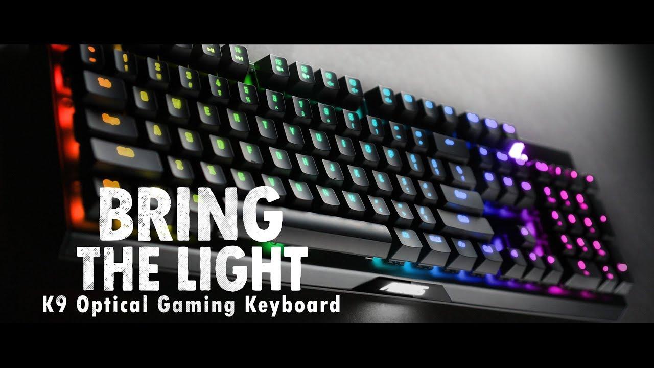 Switching Your Switches | AORUS K9 Optical Gaming Keyboard