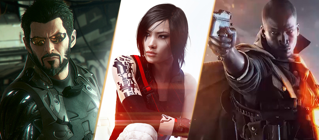 Highly Anticipated PC Games with Amazing Graphics Coming in 2nd Half of 2016