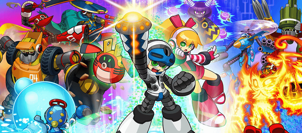 [New Game] A Quick Look at Mighty No. 9
