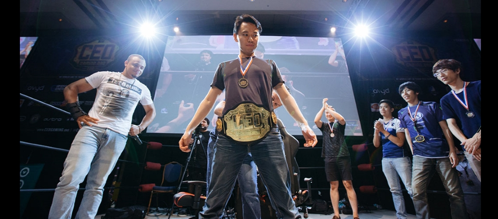 [SFV] Japan's Tokido Won His First Title This Season at CEO 2016