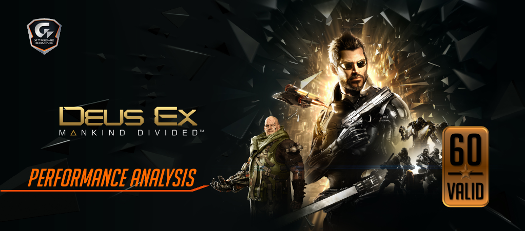 [AORUS Lab] Deus Ex: Mankind Divided