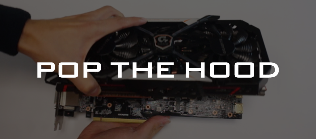 Pop the Hood: Uncover the Internals of GIGABYTE GTX 10 Series Graphics Cards