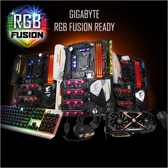 [RGB Fusion Software Introduction] Make Your PC a Work of Art