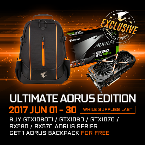 SG-ULTIMATE AORUS EDITION