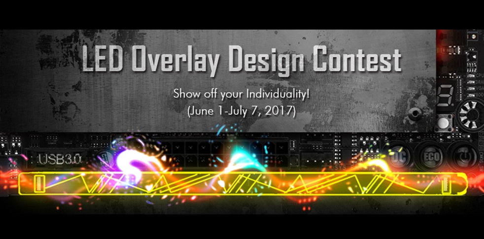 DESIGN YOUR OWN LED OVERLAY!