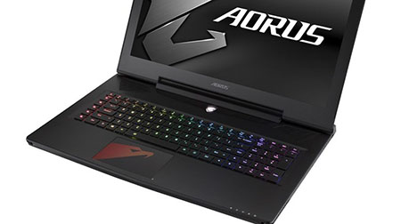 The Aorus X5 packs a hell of a punch with an impressive range of specifications and performance to boot.