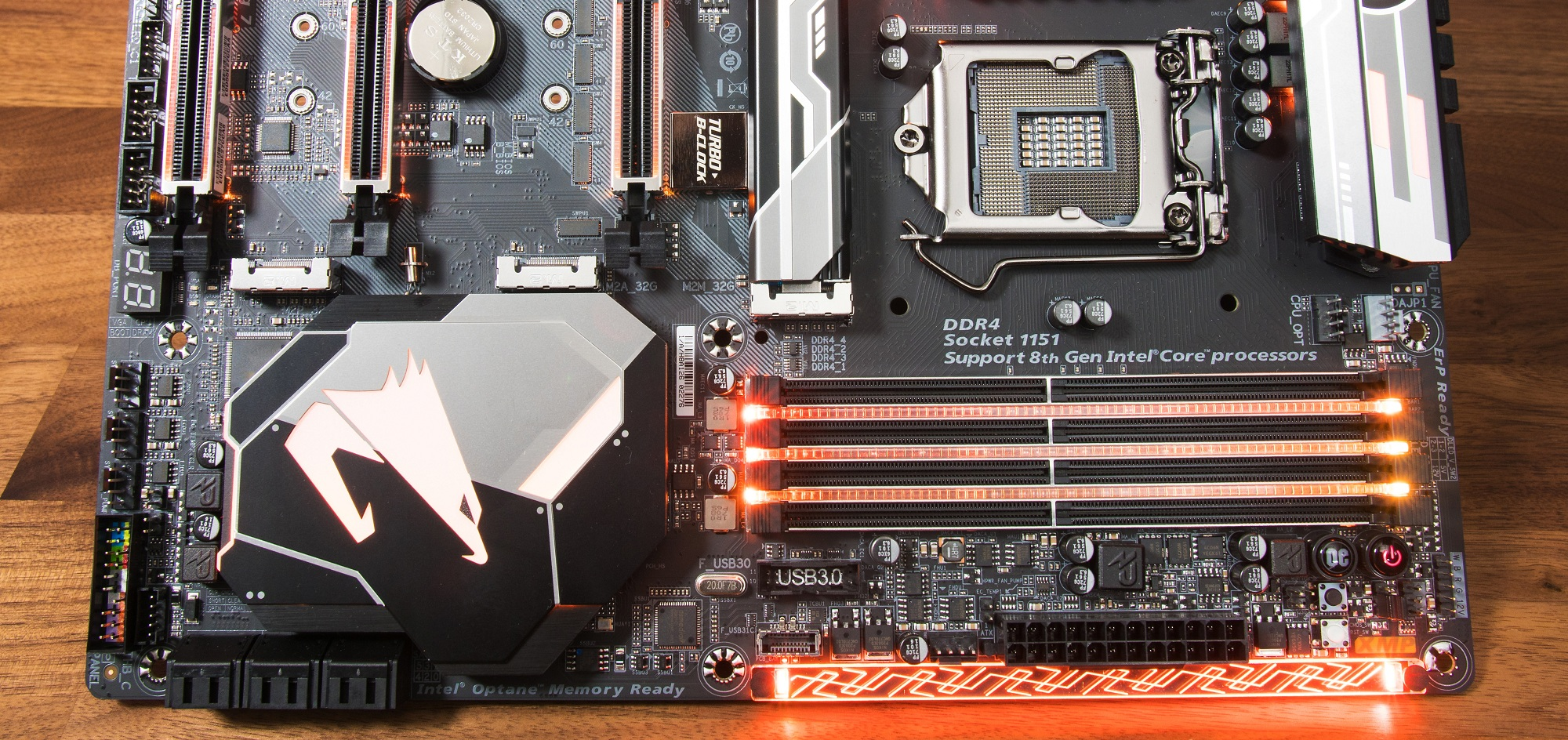 The Z370 AORUS Gaming 7 Motherboard Guide