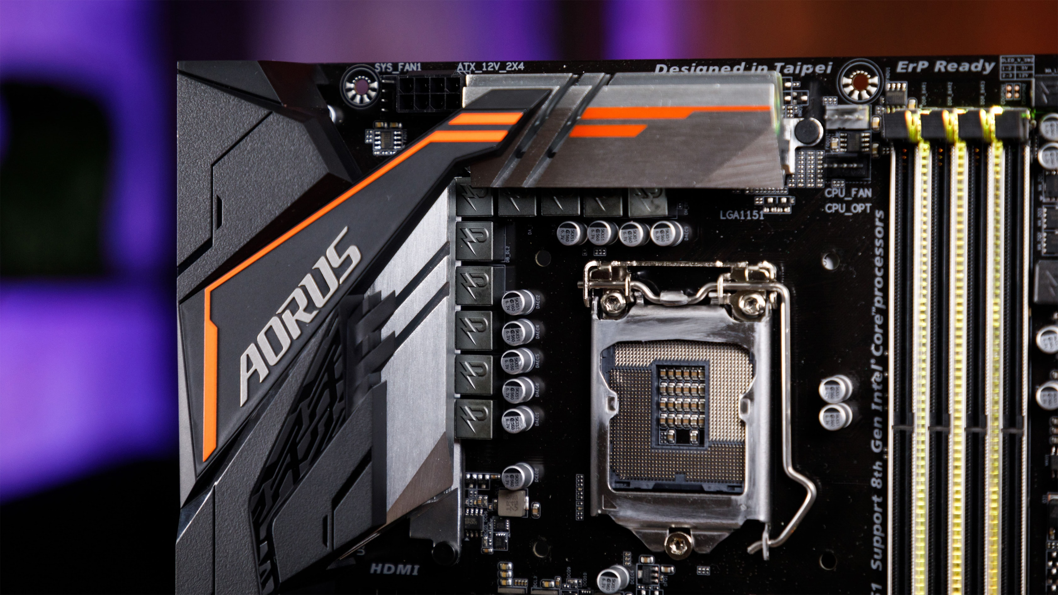 AORUS First Look: H370 AORUS Gaming 3 WIFI