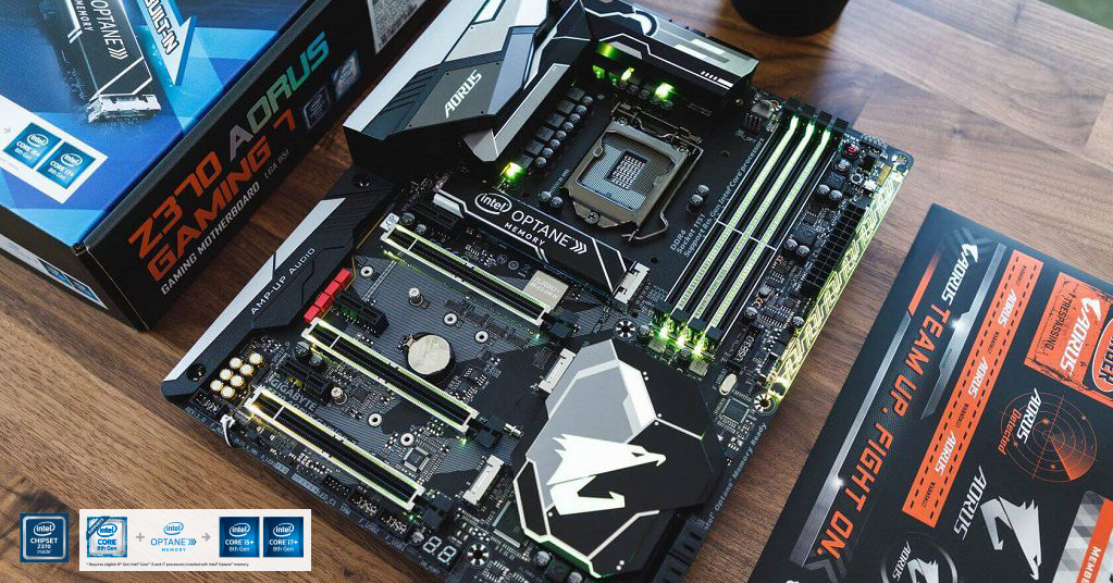 Get More For Less With The Z370 AORUS GAMING 7-OP