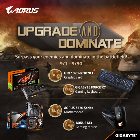 Upgrade and Dominate!_Singapore