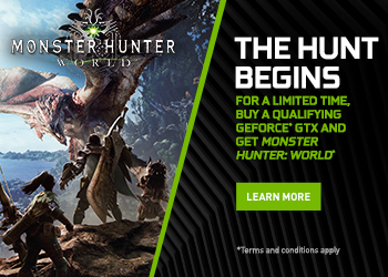 Monster Hunter: World - GIGABYTE Geforce Game Ready Bundle