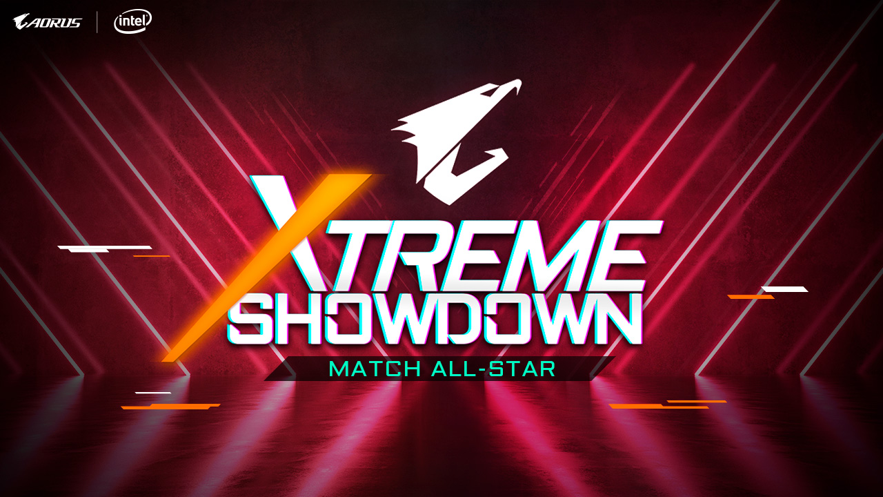 GIGABYTE AORUS Xtreme Showdown Successfully Concluded