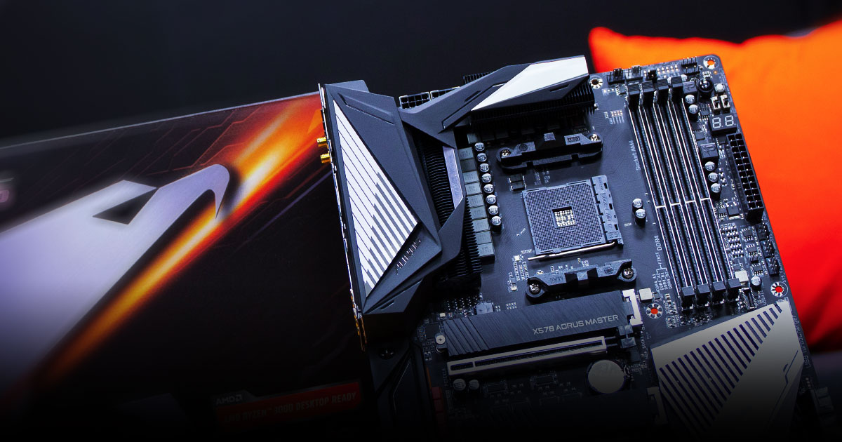 Beginners 101 – What is a Motherboard?
